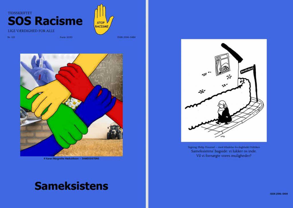 Tidsskriftet SOS Racisme – Forår 2020 nr. 122
