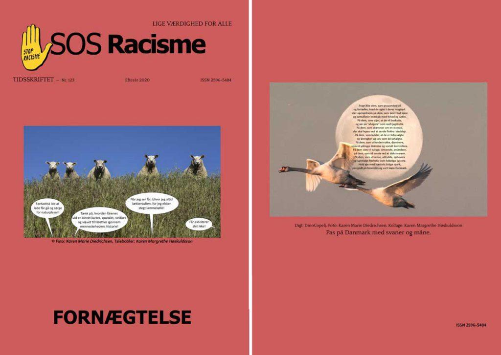 Tidsskriftet SOS Racisme – Efterår 2020 nr. 123