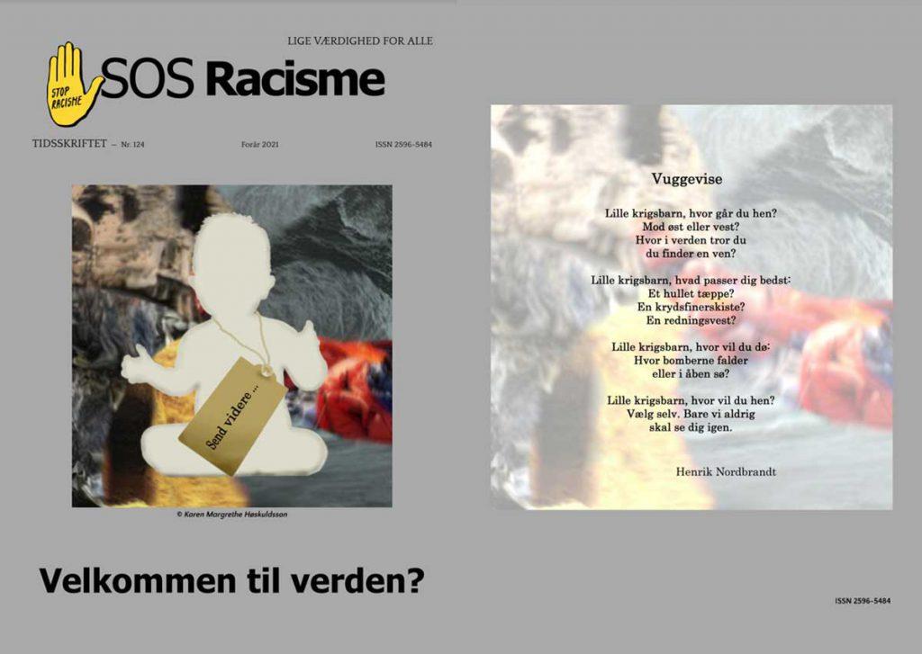 Tidsskriftet SOS Racisme – Forår 2021 nr. 124