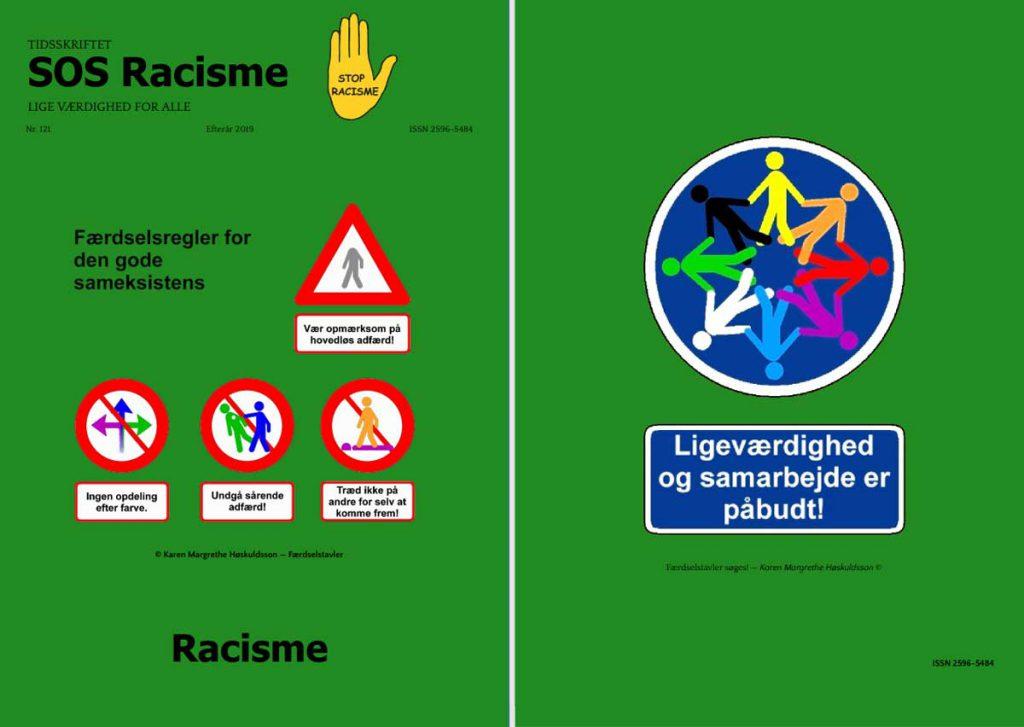 Tidsskriftet SOS Racisme - Efterår 2019 nr. 121