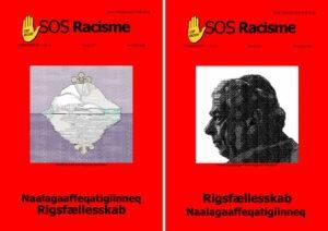 Forside og bagside af tidsskriftet